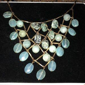 Beautiful quartz necklace